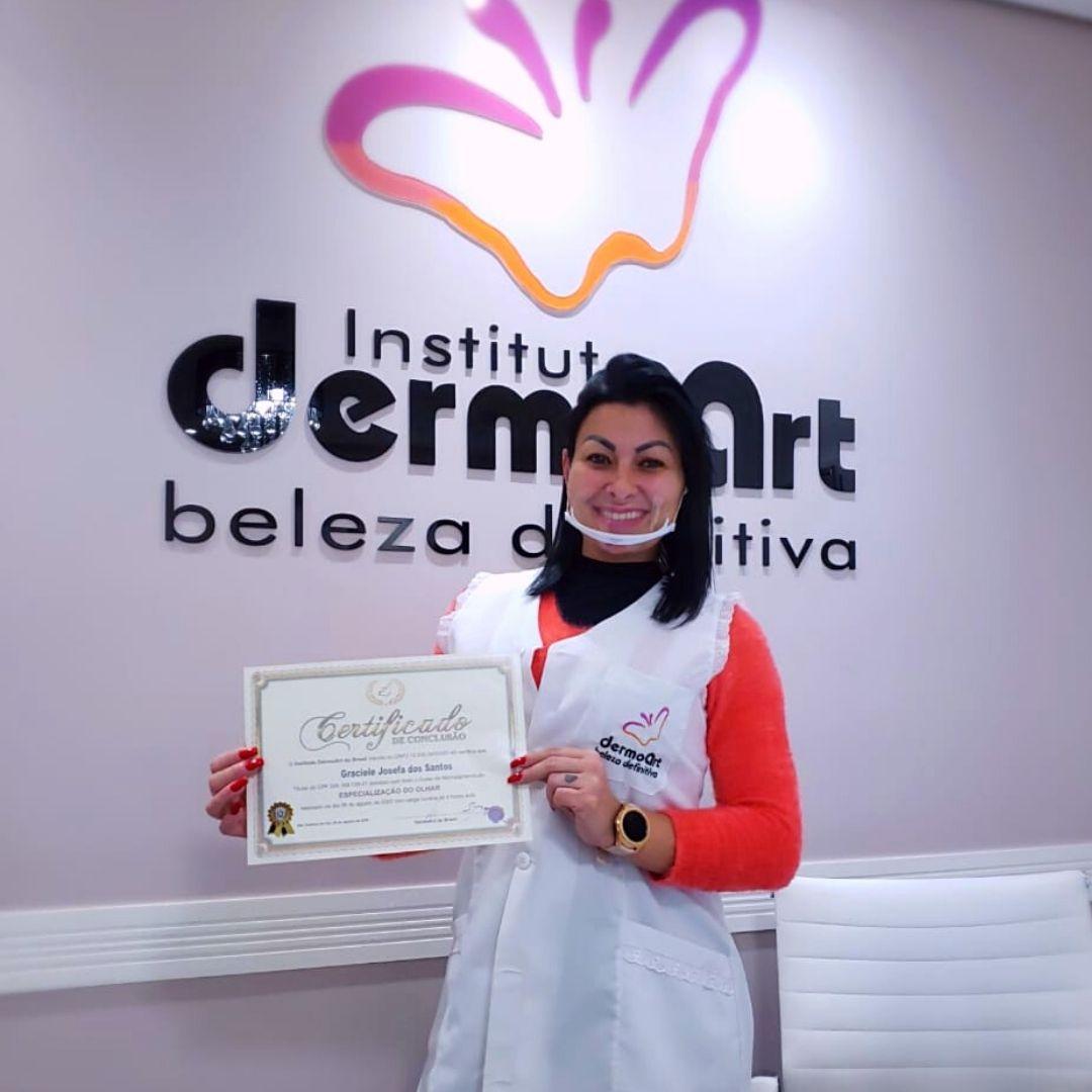 Certificação Internacional DermoArt